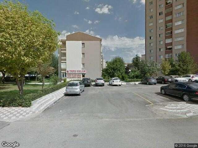 Image of Eryaman, Etimesgut, Ankara, Turkey