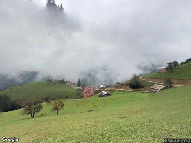 Image of Demirli, Çaykara, Trabzon, Turkey